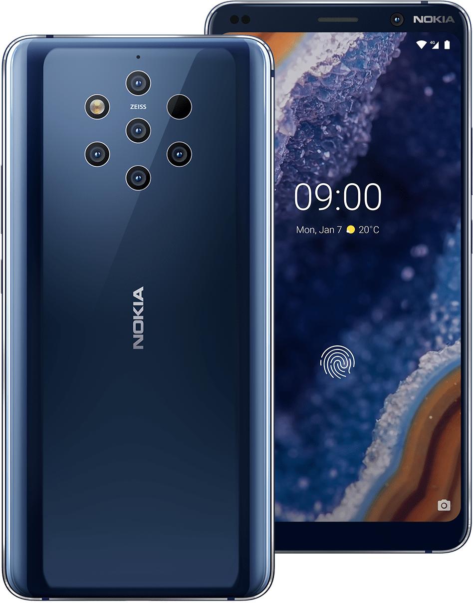 拍照机皇归来 Nokia 9 PureView五摄旗舰手机发布的照片 - 2