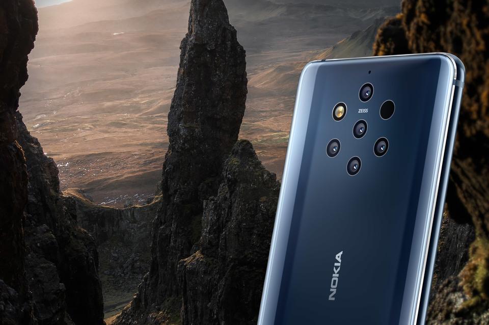 拍照机皇归来 Nokia 9 PureView五摄旗舰手机发布的照片 - 14